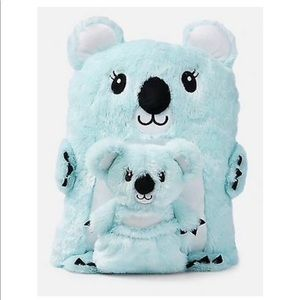 NWT Justice plush pillow